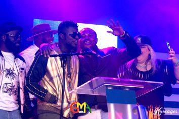 2017 Ghana Music Awards UK: The official winners list
