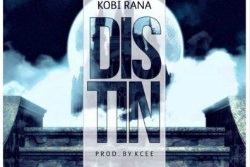 Audio: Distin by Kobi Rana