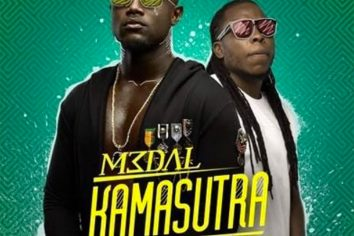 Audio: Kamasutra by M3dal feat. Edem