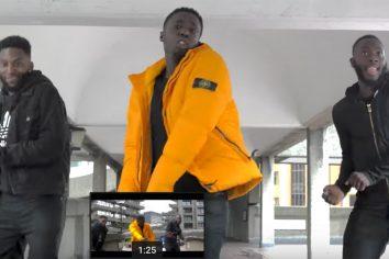 Video: Knockin (Net Video) by Mark Asari