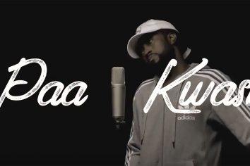 Video Premiere: Me & U (Bracket cover) by Paa Kwasi