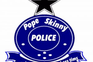 Audio: Police by Pope Skinny