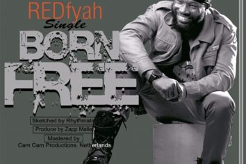 Audio: Born Free by REDfyah