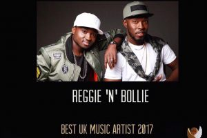 Reggie N Bollie crowned Best UK Artiste @ International Achievement Recognition Awards