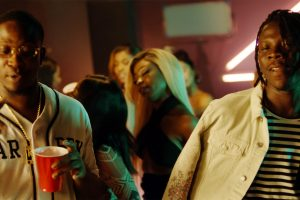Video Premiere: Falling Again by Stonebwoy feat. Kojo Funds
