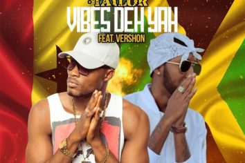 Audio: Vibes Deh Yah by Sean Taylor feat. Vershon