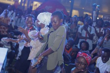 Frenzied performances at Accra Is Connected concert
