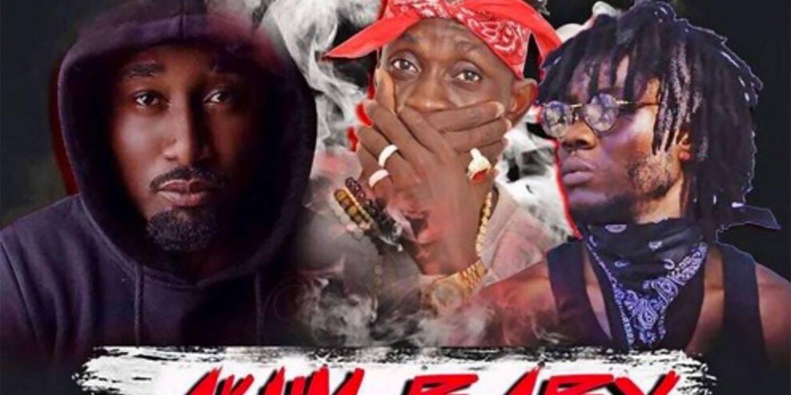 Audio: Akum Baby (Remix) by T-Wizzle feat. Showbezzy & Quata Budukusu
