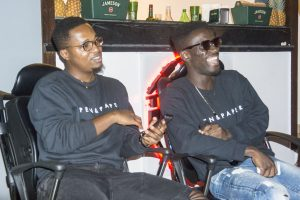 Kojo Cue and Lil Shaker Joint Album -Pen and Paper Listening Session
