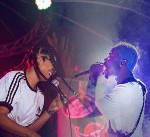 Audio: Love feat. Darkovibes by T'neeya