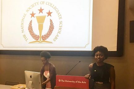 Annisstar inducted into National Society of Collegiate Scholars in USA