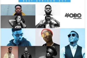 Sarkodie gets MOBO nomination